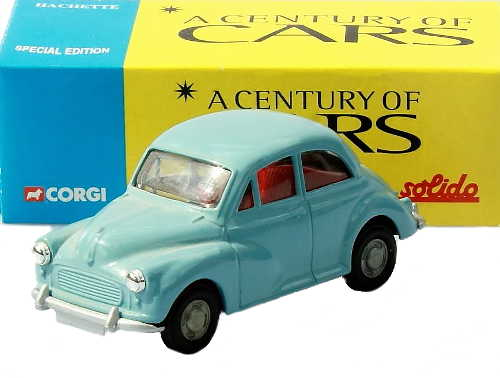 A Century of Cars (Corgi) 7