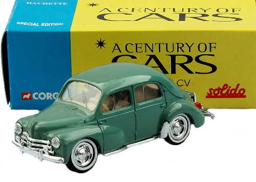A Century of Cars (Solido) 20