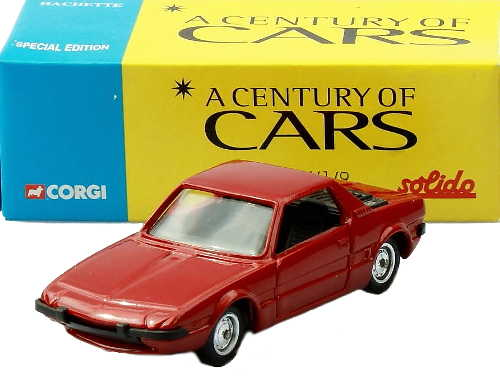 A Century of Cars (Solido) 23