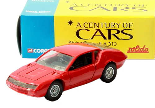 A Century of Cars (Solido) 31