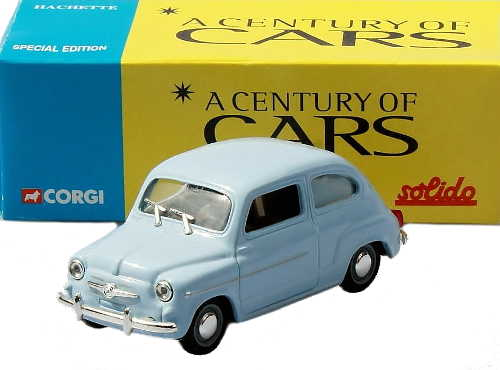A Century of Cars (Solido) 45