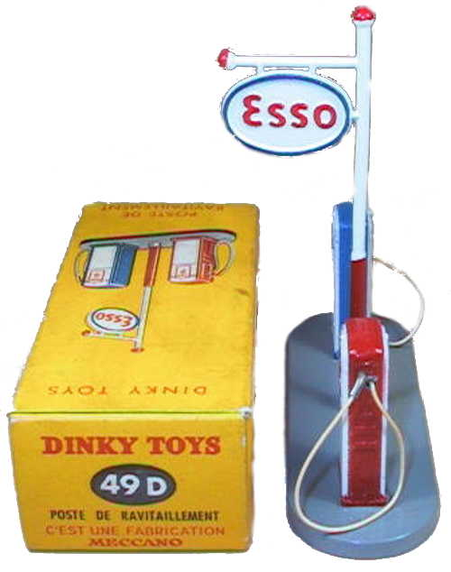 French Dinky 49D