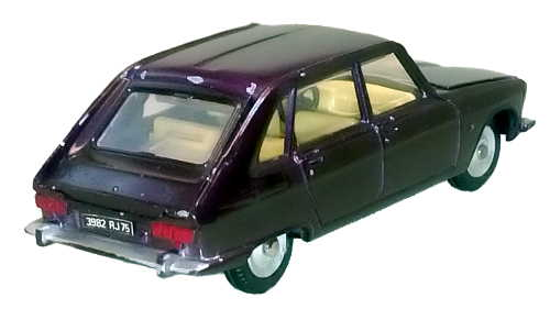 French Dinky 538