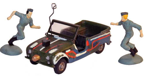 French Dinky 1406