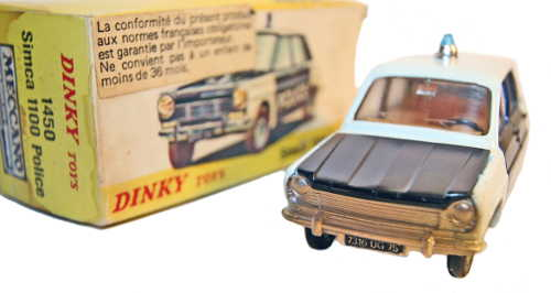 French Dinky 1450