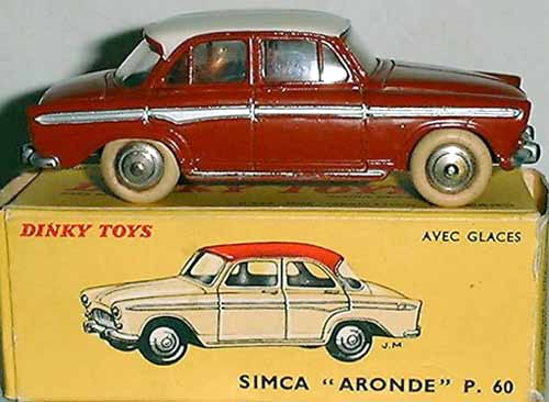 French Dinky 544