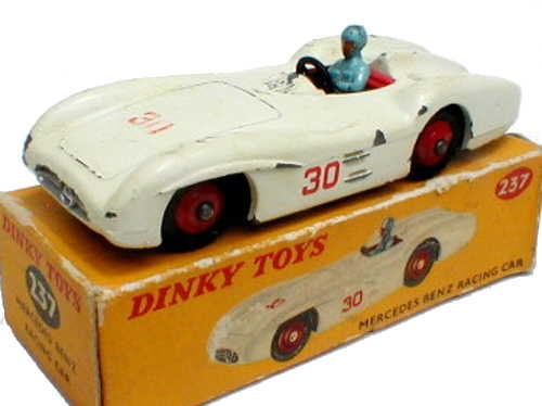 Dinky 237 with 1st box