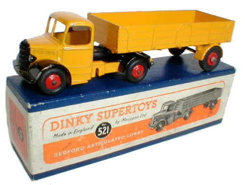 Dinky 521with blue box