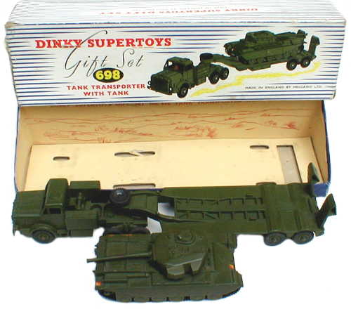 Dinky 698 with box