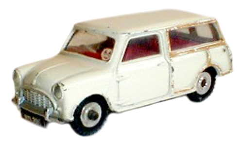 Dinky 197 front