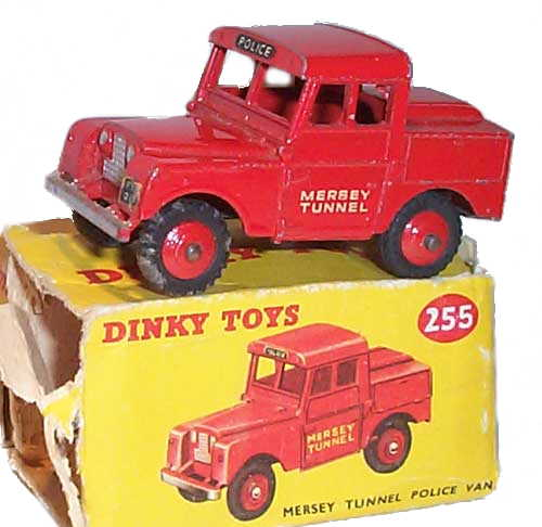Dinky 255 with box