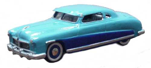 Dinky 139b modified 2 door Coupe