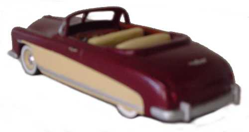 Dinky 139b modified Convertible