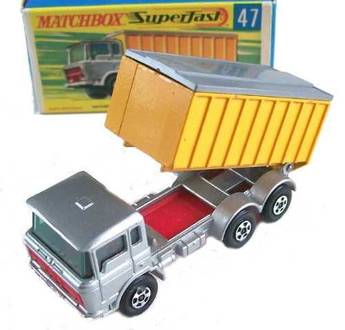 Matchbox Superfast 47A