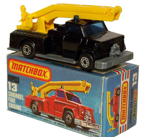 Matchbox Superfast 13 pre-production