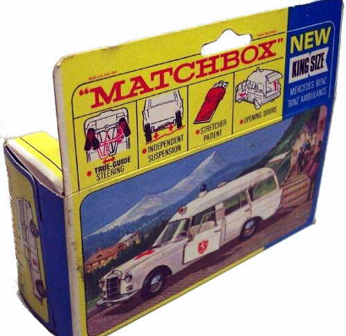 Matchbox King Size K6