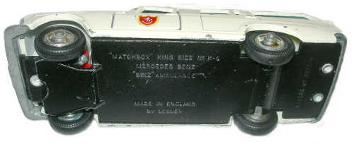 Matchbox King Size K-6