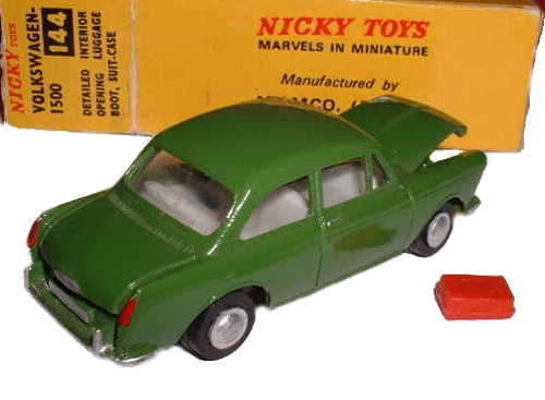 Nicky 144 made in India using Dinky dies
